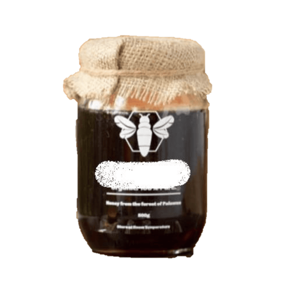 Mine's Choice (Quezon City) Dark Honey - Pure Organic from Palawan 300g