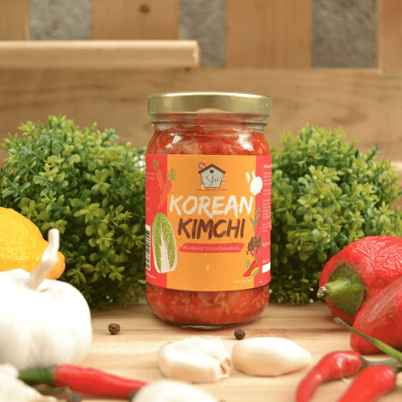 Mine's Choice (Quezon City) Gourmet Bottle - Korean Kimchi