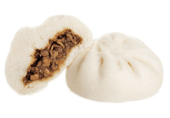 MNL.Foodies (Quezon City) Siopao King Chicken Siopao 6pcs