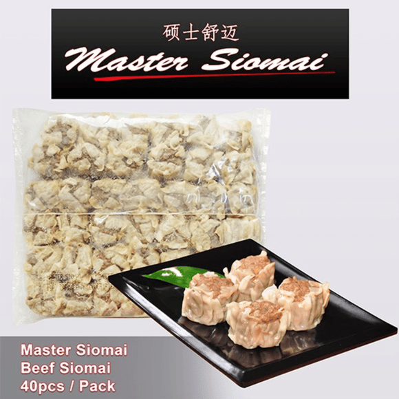 RMA's Food and Beverage Station (Las Piñas City) Master Siomai Beef Siomai 40pcs