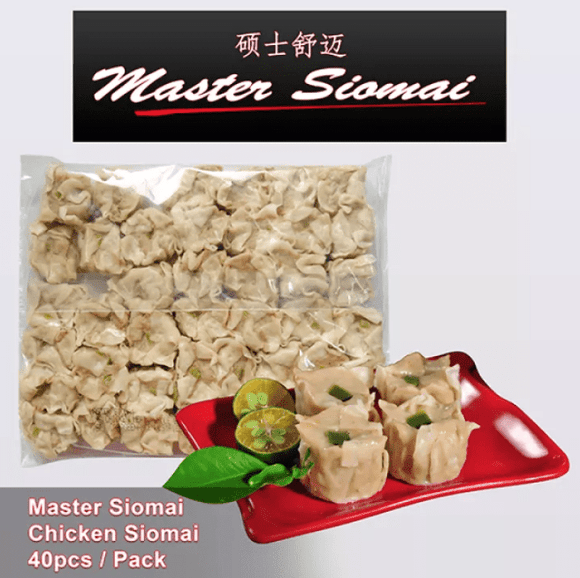 RMA's Food and Beverage Station (Las Piñas City) Master Siomai Chicken Siomai 40pcs