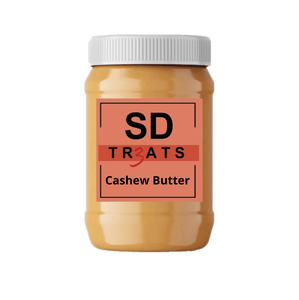 SD Treats (Las Piñas City) Cashew Butter Spread 500g