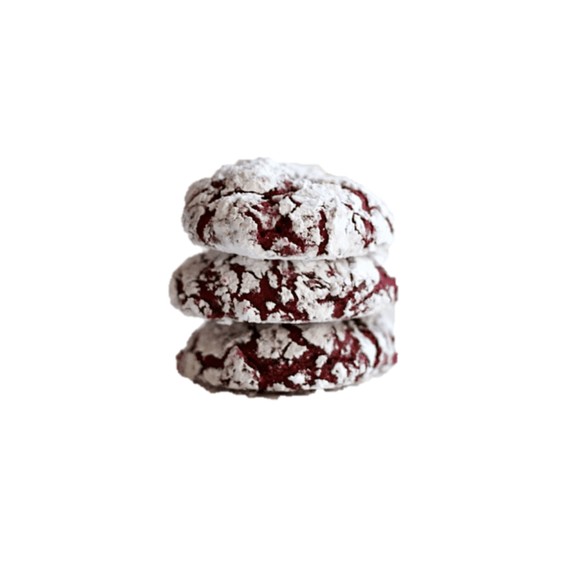 SD Treats (Las Piñas City) Red Velvet Crinkles 12pcs