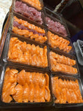 Sissy's Sashimi (Las Piñas City) Salmon and Tuna Sashimi Mix 1 Tray