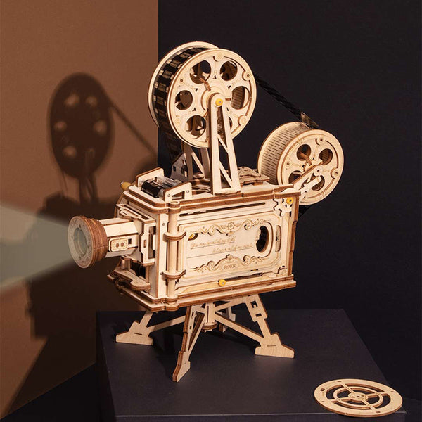 Mechanical Movie Projector Kit