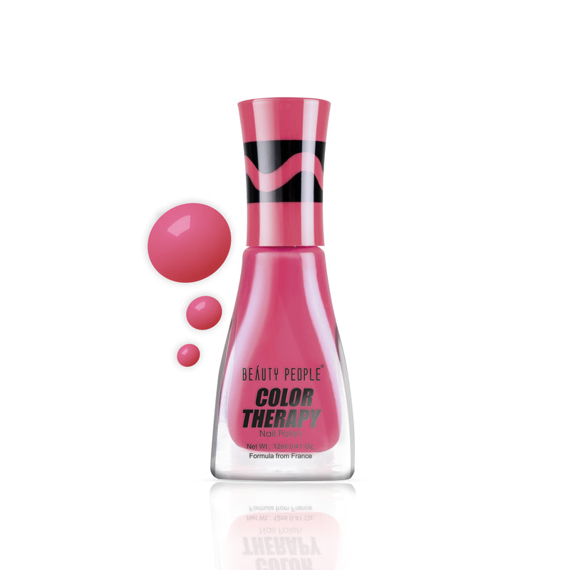 Beauty People Color Therapy Nail Paint