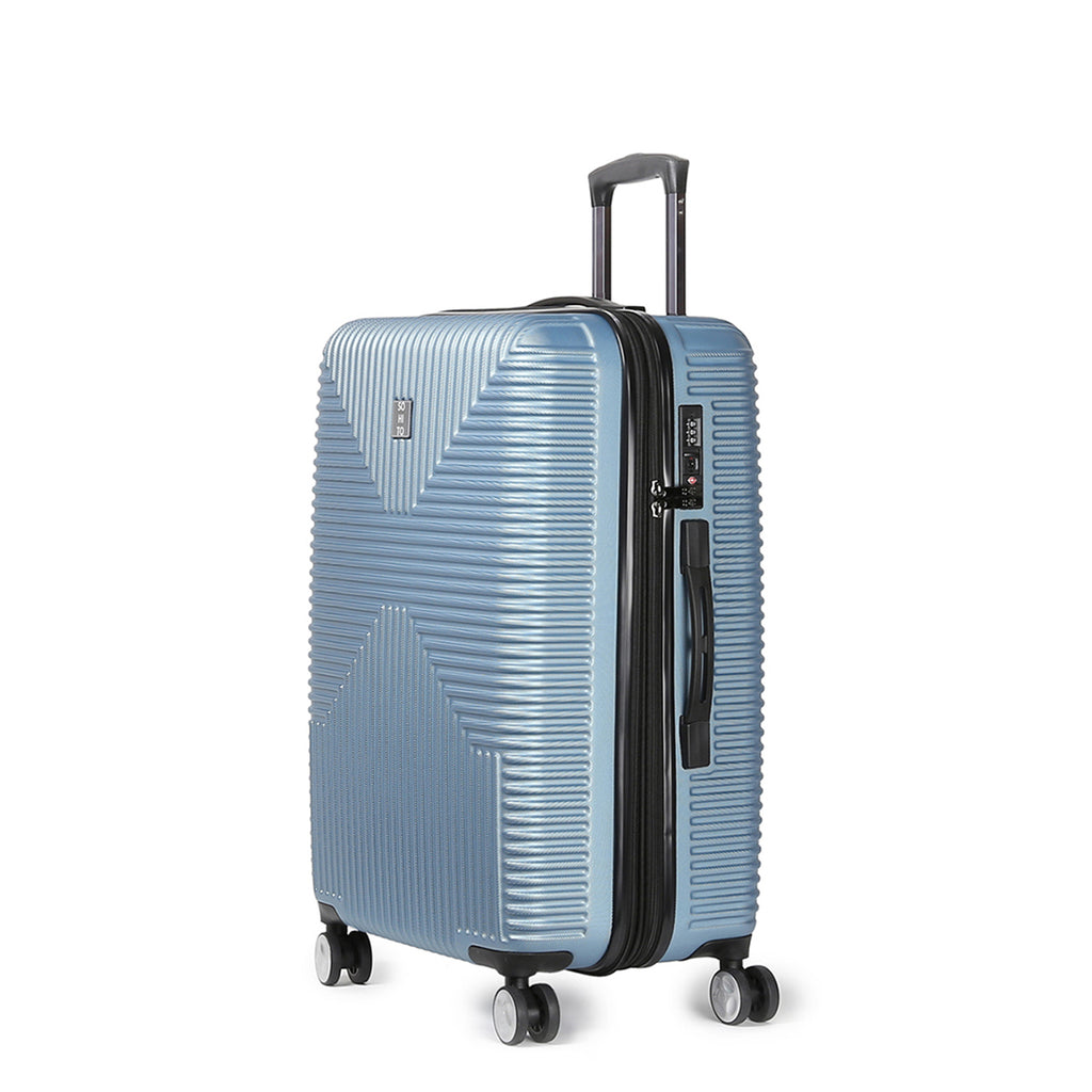 Valise TAKAI Medium Bleu gold