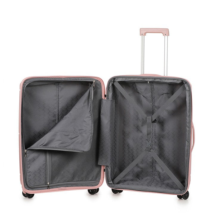 Valise HAREE Medium Rose