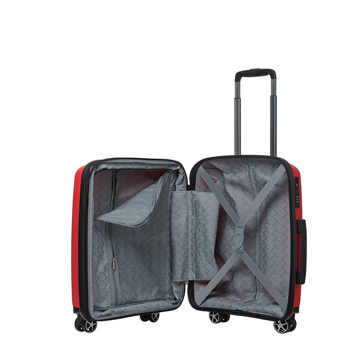 Valise HIRO Cabine Red