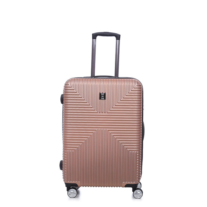 Valise TAKAI Medium Rose Gold