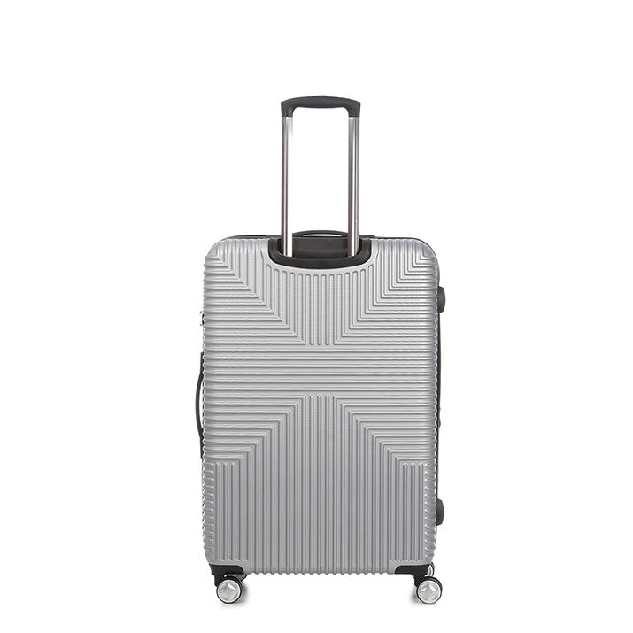 Valise TAKAI Medium Silver