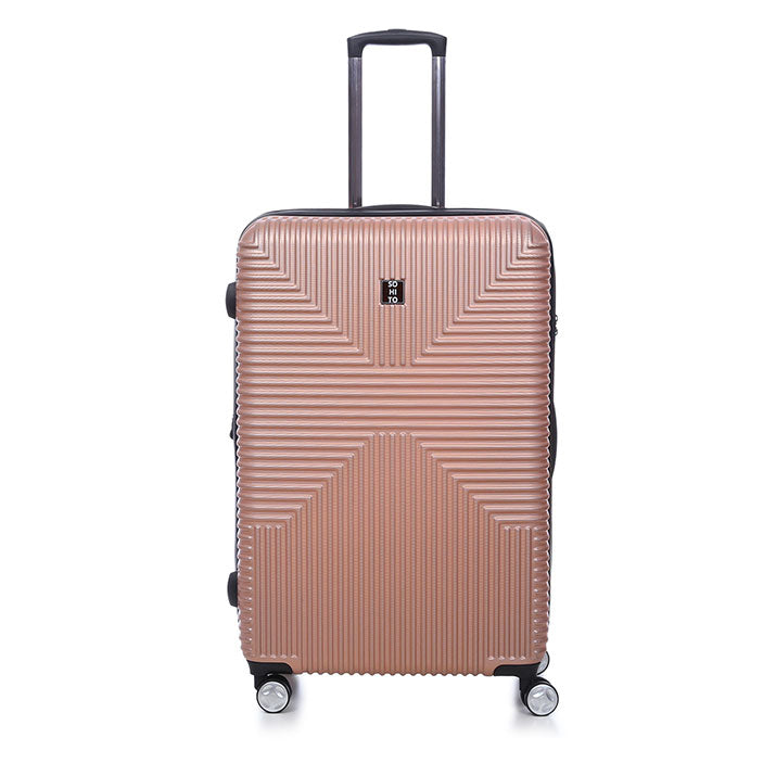 Valise TAKAI Large Rose Gold
