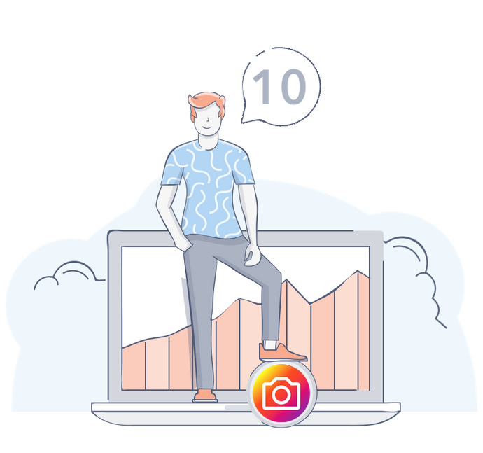 10 Days Instagram Management