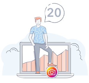 20 Days Instagram Management
