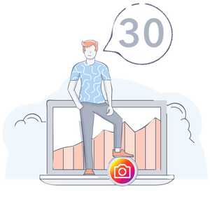 30 Days Instagram Management
