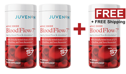 BloodFlow-7™ - Get 1 FREE When You Add 2 More To Your Order Today