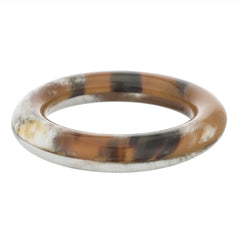 Hollow ring bangle