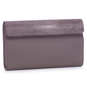 HOLLY Shagreen , Leather Body