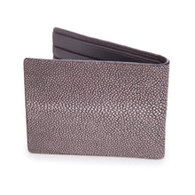 Load image into Gallery viewer, Men's Shagreen Billfold