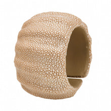 Load image into Gallery viewer, Shagreen 3 Dimensional Cuff