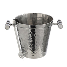Load image into Gallery viewer, Shagreen Stainless Ice Bucket