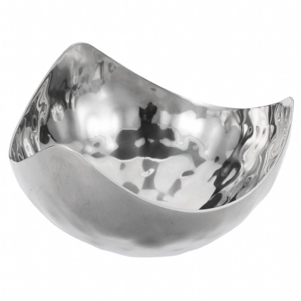 Hammered Stainless Steel Bowl  4 IN