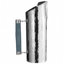 Load image into Gallery viewer, Tall  Shagreen Stainless Pitcher