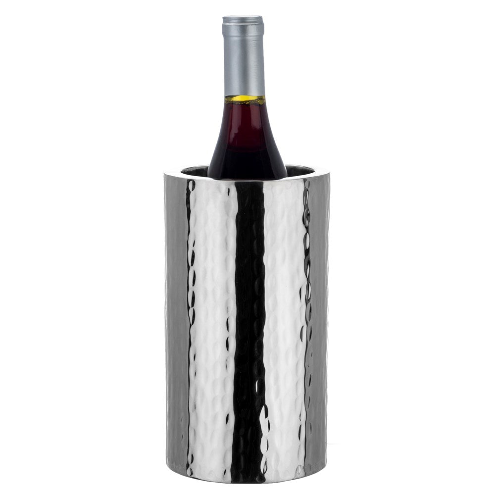 Hammered Double Wall Wine Cooler