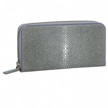 Load image into Gallery viewer, Shagreen Full Zip - GRAY