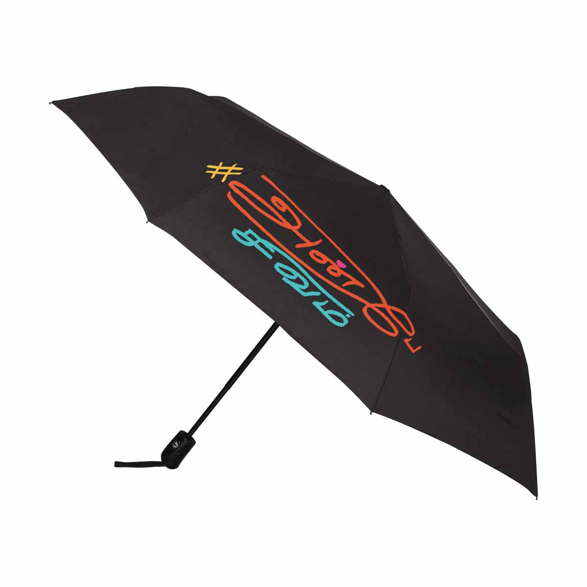 "#Anbe Sivam 21"" Anti-UV Automatic Umbrella"