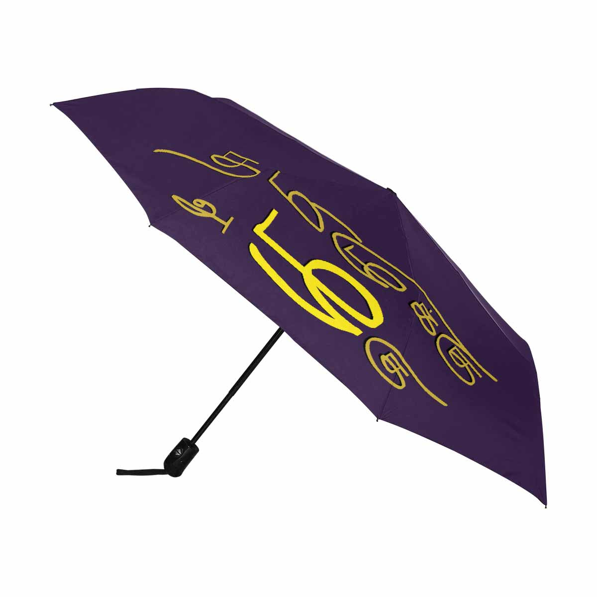 "Thamizhukku Zha Azhagu 21"" Anti-UV Automatic Umbrella"