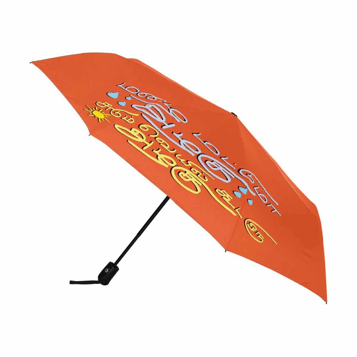 "Mazhai Mattumaa Azhagu 21"" Anti-UV Automatic Umbrella"