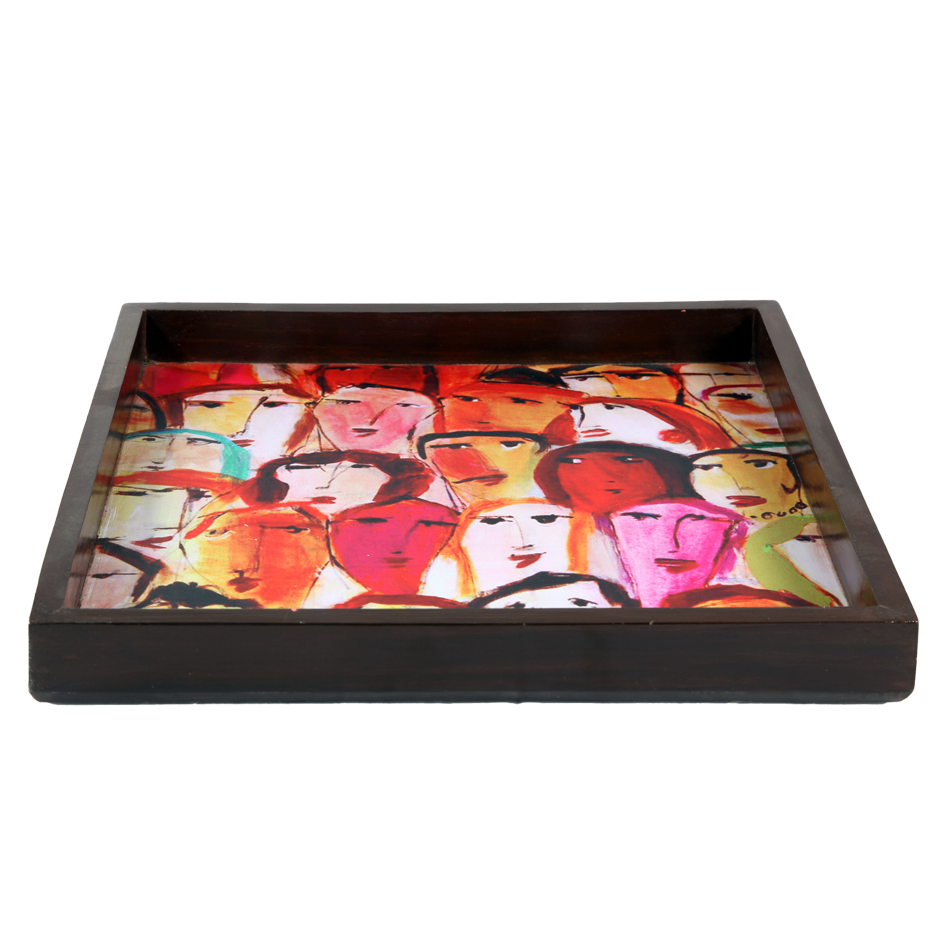 CROWD TRAY