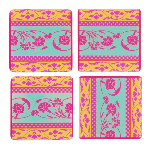 CHINTZ COASTER (SET OF 4)
