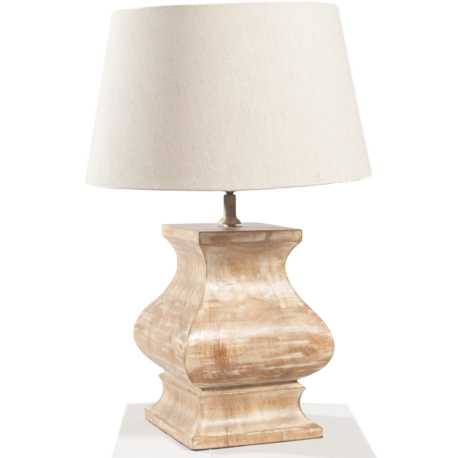 HURRICANE LAMP STAND