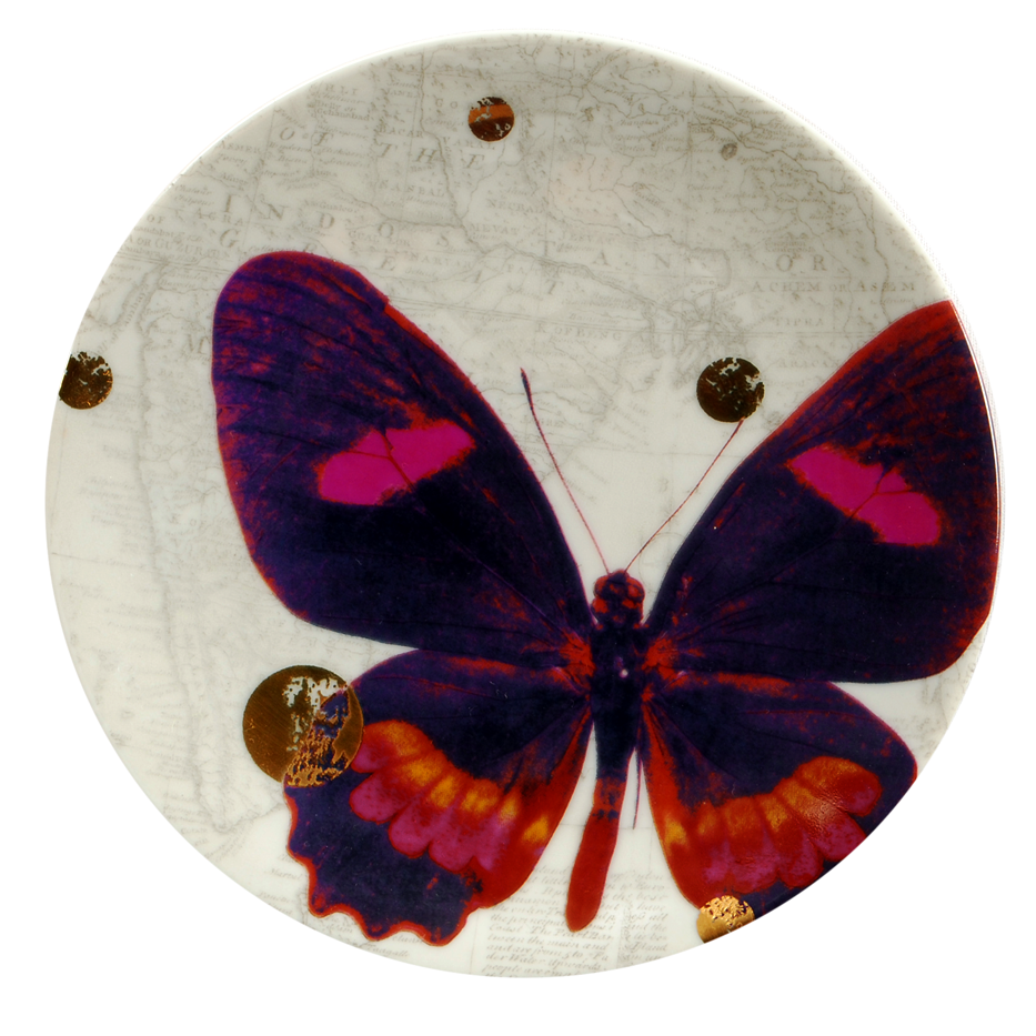 BUTTERFLY WALL PLATE