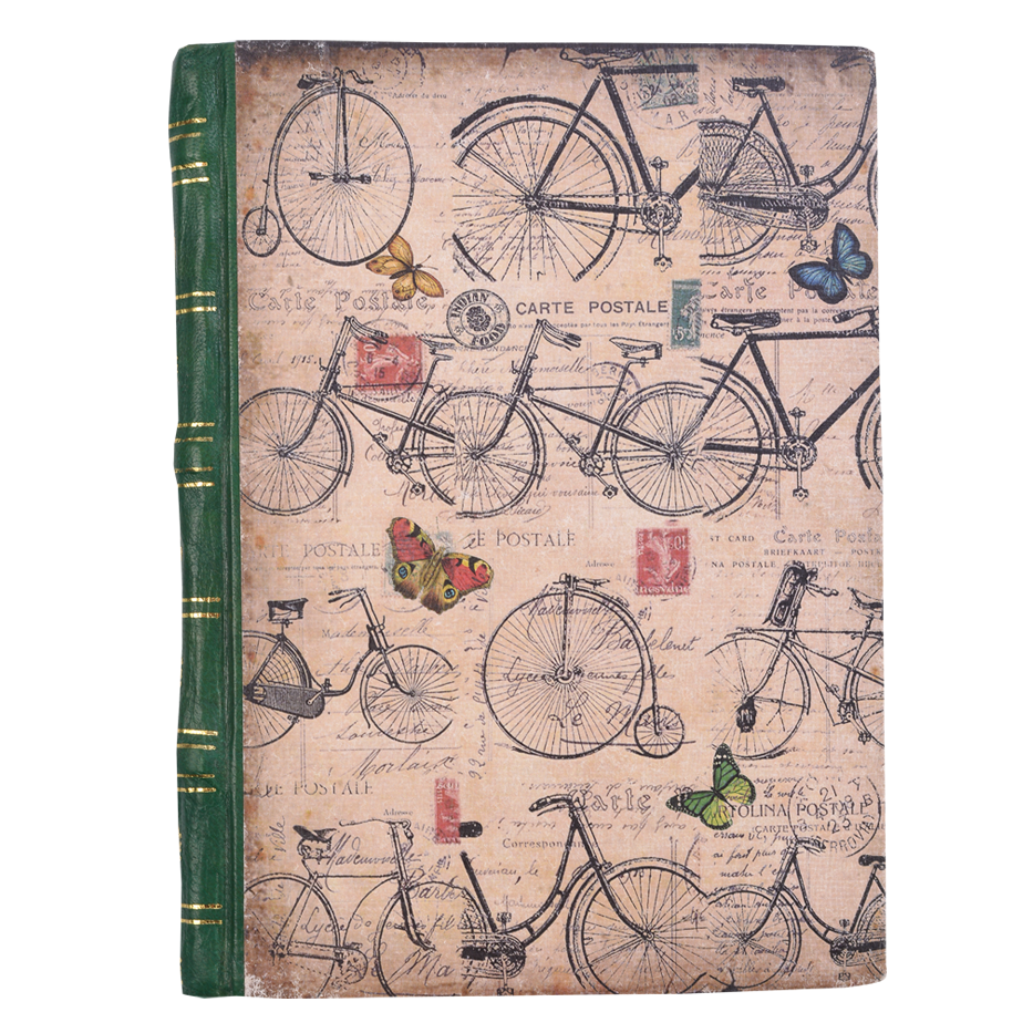 BIKE RIDE NOTEBOOK