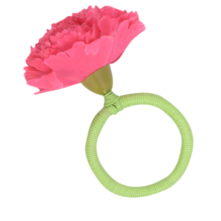 CARNATION NAPKING RING