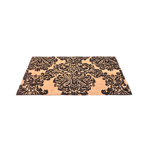 CHANTILY BLACK DOOR MAT