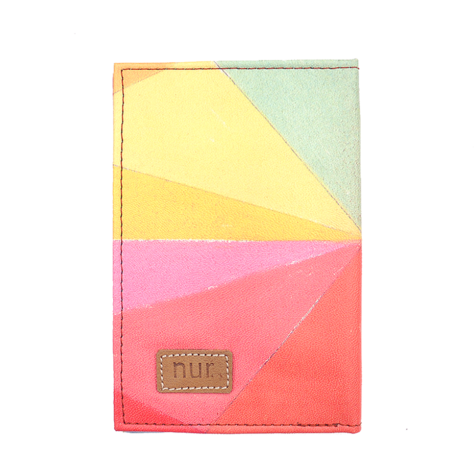 KALEIDOSCOPE PASSPORT HOLDER