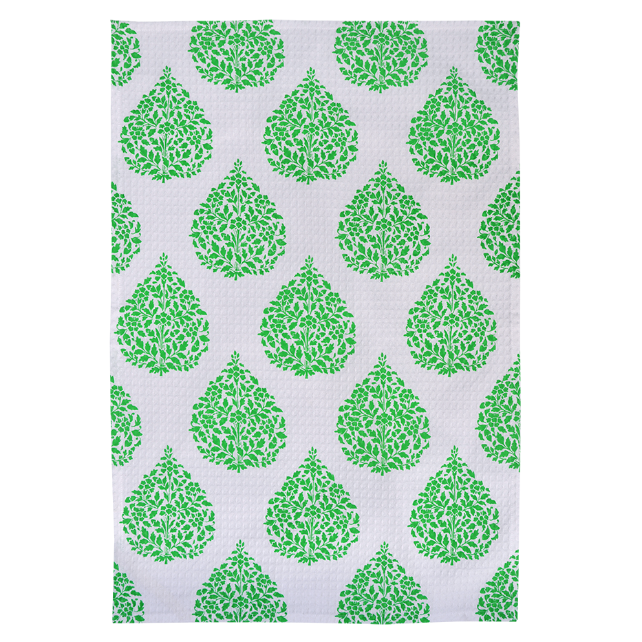 MAJESTIC GREEN KITCHEN TOWEL