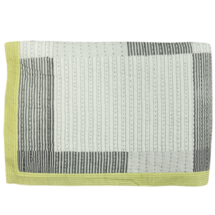 STRIPY PATCH QUILT