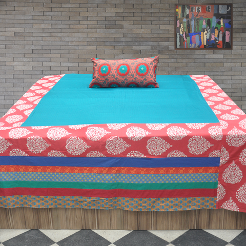 IND BED COVER