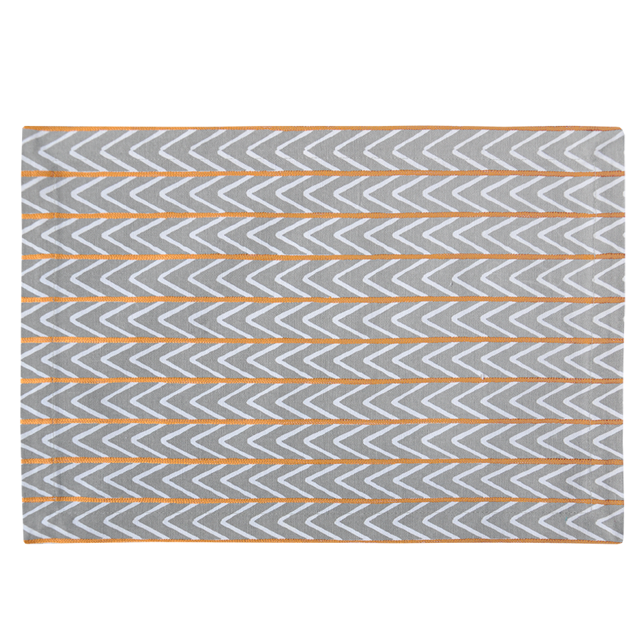 HARBOUR CHEVRONS PLACEMAT