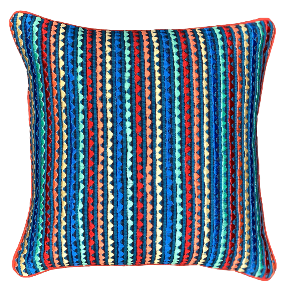 BRIGHT CUSHION COVER