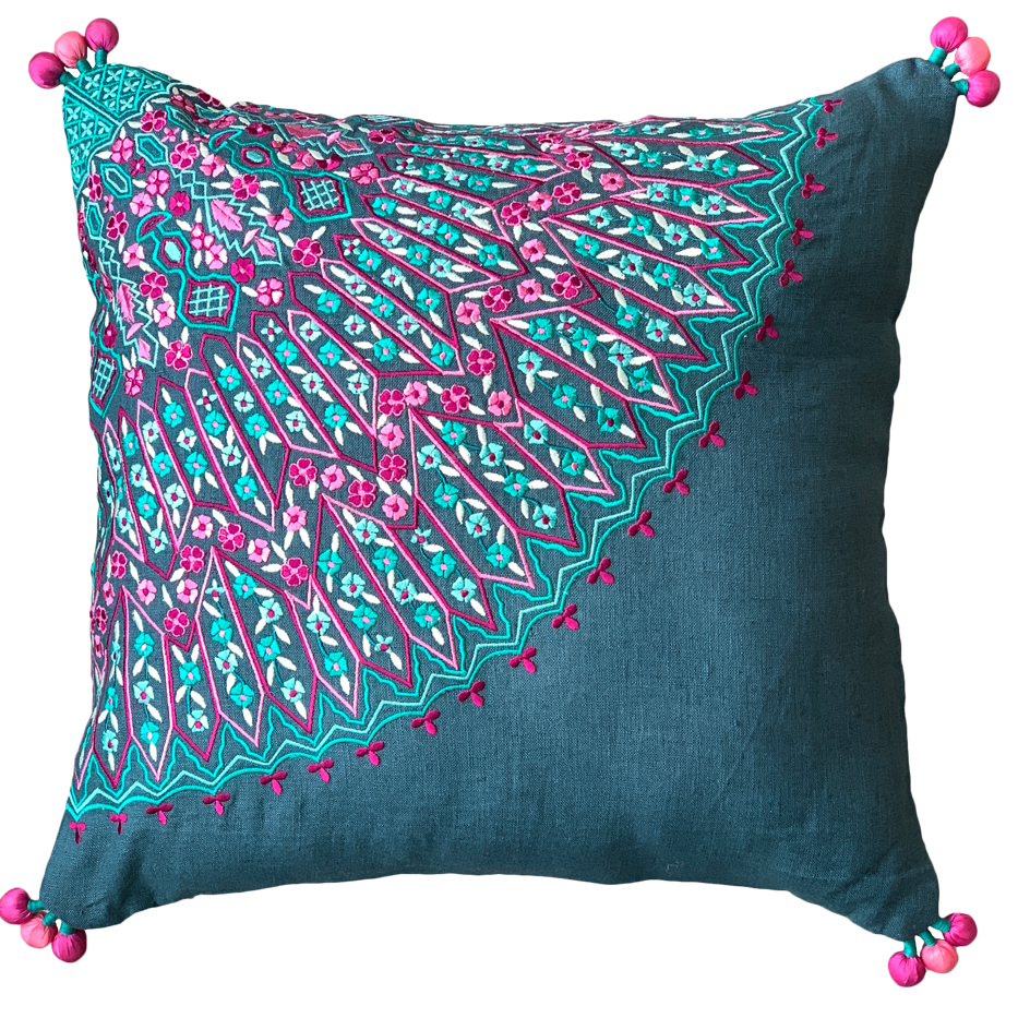 ZEHRA CUSHION COVER