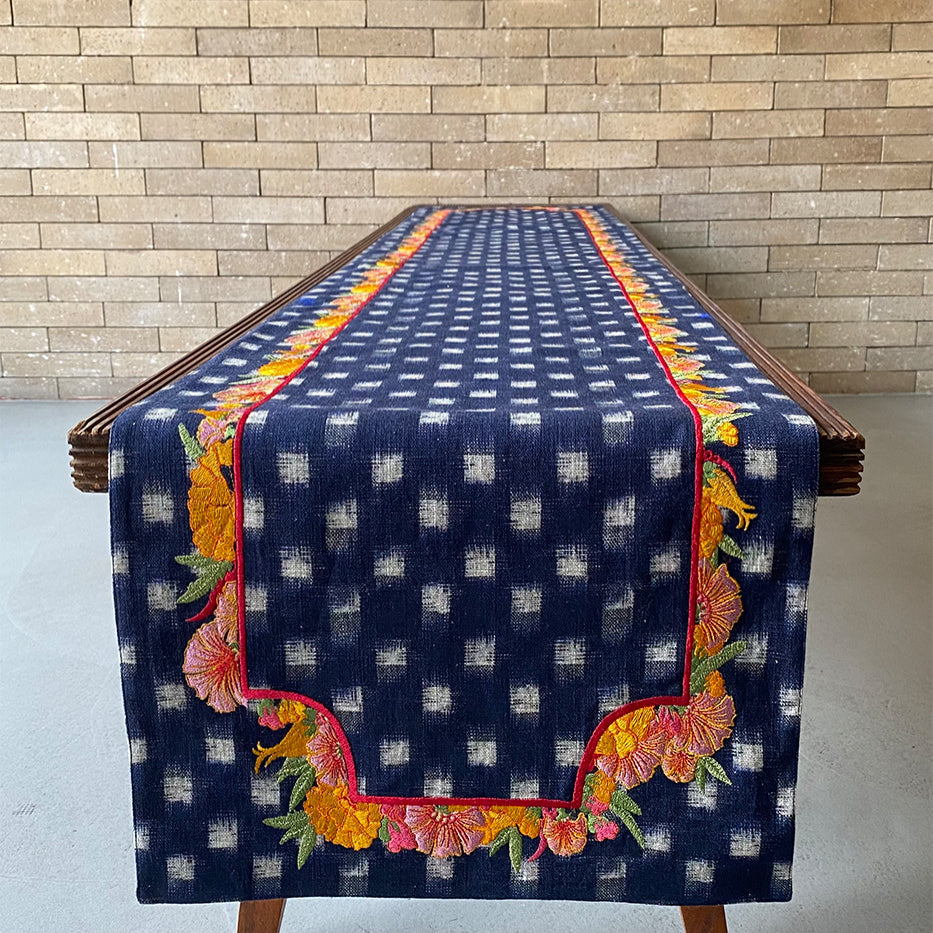 IKAT BLOSSOMS