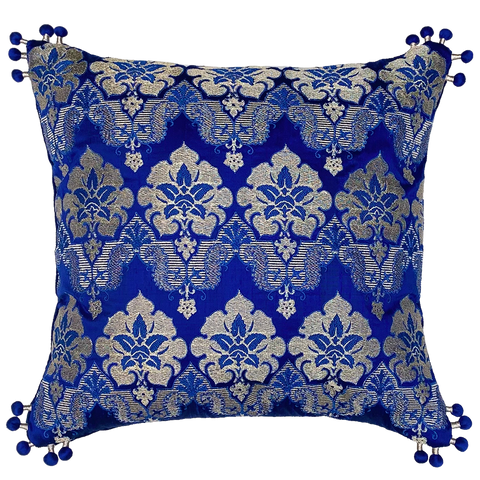ARABESQUE BLUE/GOLD