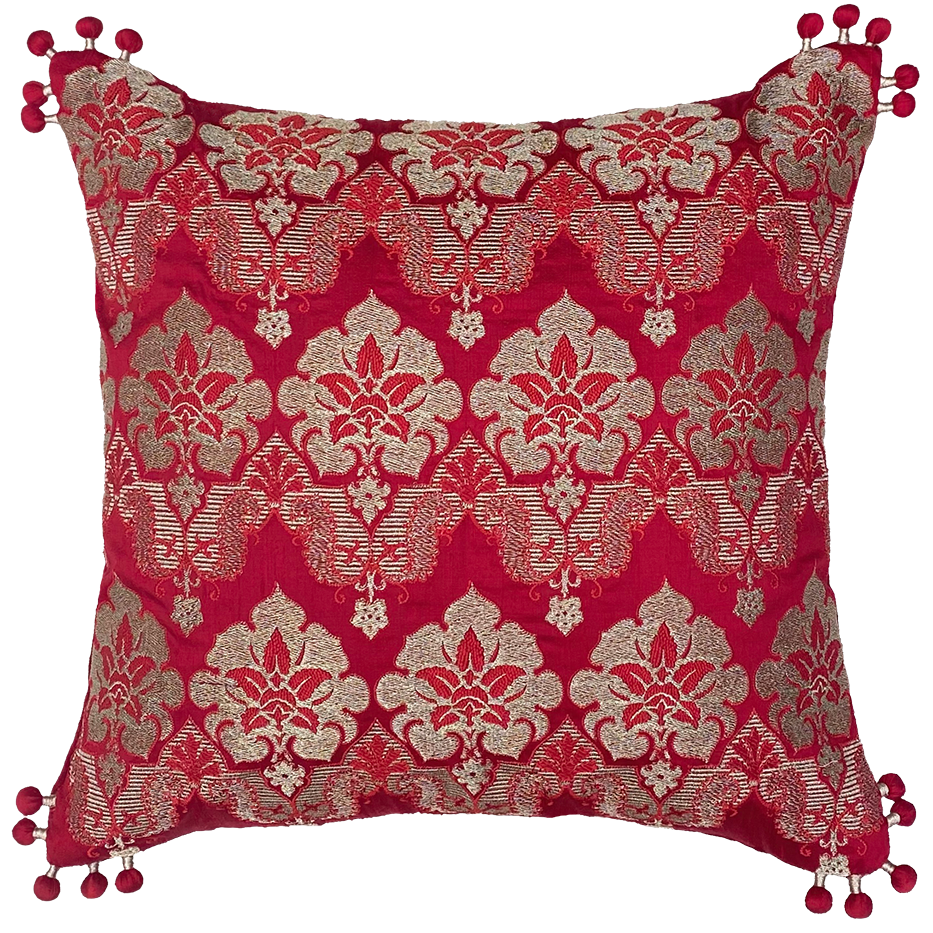 ARABESQUE RED/GOLD