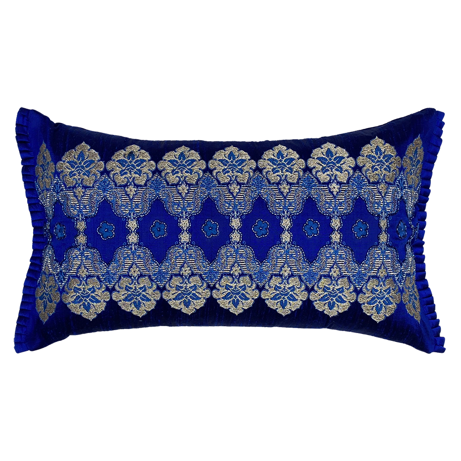 ARABESQUE BLUE BUTA LONG